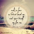 Ephesians 5:2 I DailyBibleMeme.com