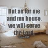Joshua 24:15 I DailyBibleMeme.com